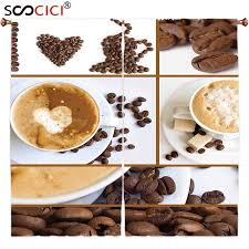 Coffee Themed Kitchen Curtains by Online Buy Wholesale Kitchen Coffee Theme From China Kitchen