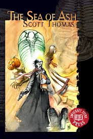 the sea of ash front cover png