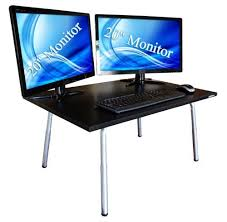 Executive Stand Up Desk by Go Standing Desk By Stand Steady Turn Your Existing Desk Into A