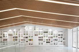 archstudio u0027s new children education institution features bamboo