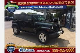 jeep wrangler prices by year used jeep wrangler for sale in fort wayne in edmunds