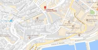 Monte Carlo Map Contact Us