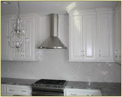 White Subway Tile Backsplash Herringbone  Pinteres - Herringbone tile backsplash