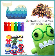 Ideas For Stocking Stuffers Stocking Stuffer Ideas For Little Boys With Homemade Style The