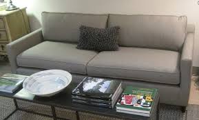 mitchell gold slipcovered sofa magnificent pottery barn slipcovered sofa catnapper also mitchell