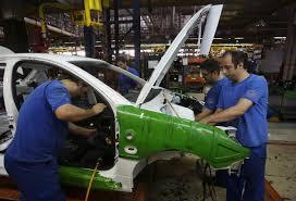 auto shop plans iran plans to produce 1 5 million cars p a financial tribune
