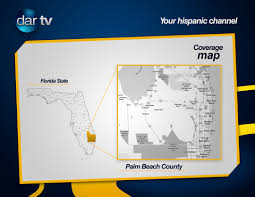 Palm Beach State Map Inicio