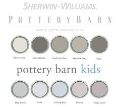 pottery barn gray paint colors 8499