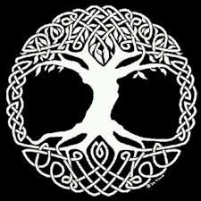 cool norse tree of religion tatoo and