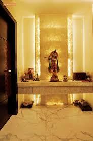 Pooja Room Marble Design