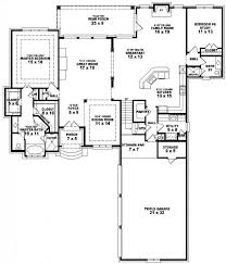single 5 bedroom house plans one 5 bedroom house floor plans remarkable simple