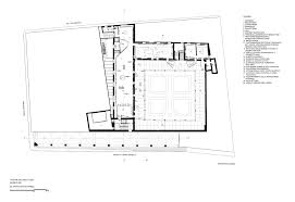 museum floor plan requirements the museum of the twentieth century avatar architettura archdaily