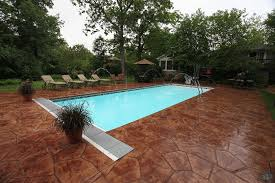 new great lakes in ground fiberglass pool by san juan fiberglass pools quote
