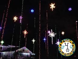 New Christmas Lights by Girvin Road Christmas Lights Black Hawk Subdivision In