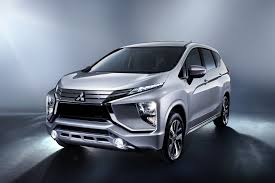 mitsubishi pajero sport 2018 2018 mitsubishi xpander looks like it came from outer space