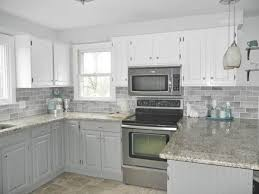 stylish two tone kitchen cabinets for your inspiration light