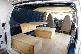 Shelves For Vans by My 2005 Astro Awd Conversion