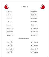 10 multiplication and division worksheets u2013 free word u0026 pdf