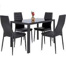 Black Square Dining Room Table Kitchen Dining Room Charming Design With Cheap Dinette Sets