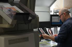 Print Production Manager Reproductions