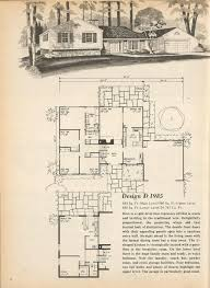 Antique House Plans Vintage House Plans Multi Level Homes Part 2 Antique Alter Ego