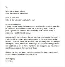 personal reference letter format best ideas of formal character