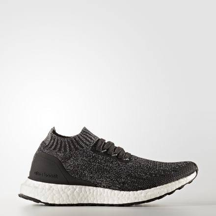 Adidas Boys Ultraboost Uncaged Shoe Black 4.5