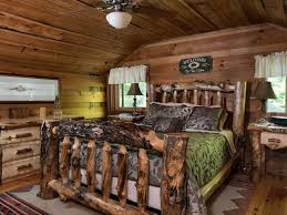 Log Cabin Bedroom Furniture by Viking Mountain Lodge Authentic Log Cabin Vrbo