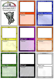 trading card template cyberusetrading card template flickriver