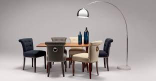 furniture fascinating blue wood dining chairs images navy blue