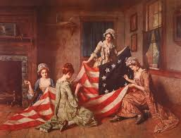 Star Flag Maker Never Enough History Who Made The First American Flag Not Betsy