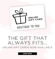 email gift card gift card boutique to you