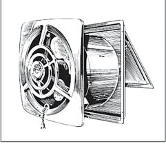 in wall exhaust fan for garage through the wall exhaust fan with light bathroom for kitchen ilves