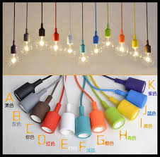 silicone light bulbs wholesale wholesale price art decor silicone e27 pendant l light bulb