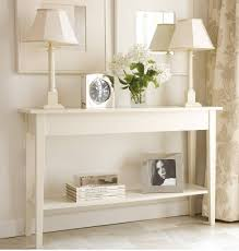 Home Wallpaper Decor by Narrow Foyer Table Furniture Entrance Organized With Captivating