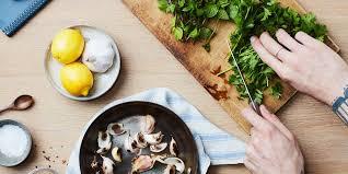 roasted garlic herb sauce recipe epicurious com