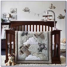 Airplane Crib Bedding Airplane Crib Bedding Sets Cabin Sickchickchic