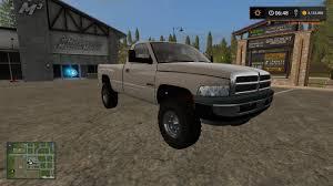 dodge cummins truck dodge cummins 94 v1 05 fs 2017 farming simulator 2017 mod fs 17 mod