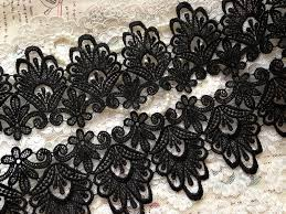 black lace trim popular items for black lace trim on etsy tattoo ideas