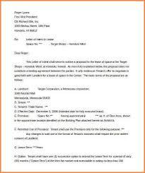3 letter of intent template word adjustment letter