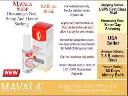 mavala stop helps cure nail biting and thumb 0 3 fluid