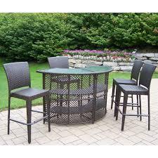 high table patio set patio furniture clearance walmart home depot 7 piece patio set sears