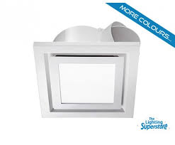 Led Bathroom Fan by Airbus 200 Led Bathroom Exhaust Fan Square Exhaust Fans With Light