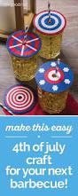 easy 4th of july craft patriotic drink protectors thegoodstuff