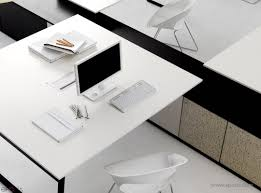 bureau carré bureau bench et openspace collection arko epoxia mobilier