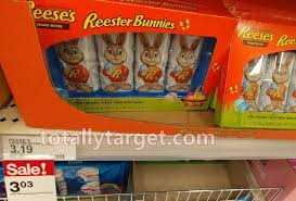 reese s easter bunny target deals on easter candy this week next with cartwheels