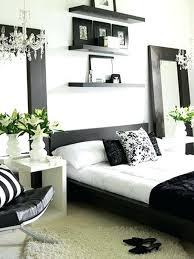 chambre a coucher noir et blanc chambre noir et blanc design chambre a coucher design noir et