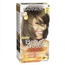 garnier belle color haircolour 71 dark ash blond london drugs