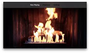 chromecast fireplace binhminh decoration