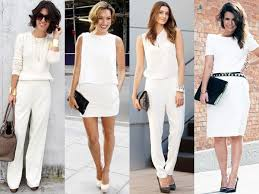 All White Attire For Fashion Today Archives Heey Fashion Styleheey Fashion Style